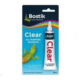 Bostik Clear Glue 25ml