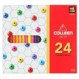 Colleen Pencil Colouring 24's