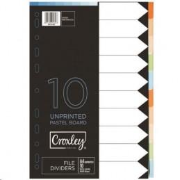 Croxley Index A4 10...