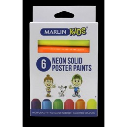 Marlin Kids Solid Neon...