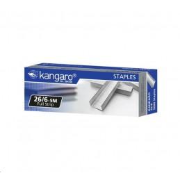 Kangaro Staples 26/6 Box 5000